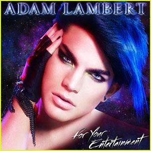 adam-lambert-for-your-entertainment-album-cover