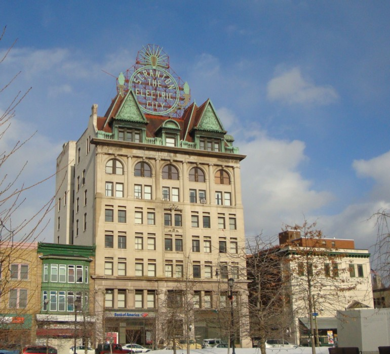 Another Monkey: What's the deal with parking in Scranton ... |Scranton Parking Authority