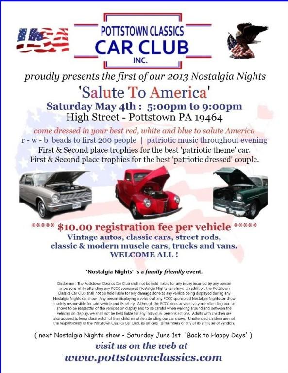 may car show