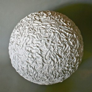 """White Sphere"" by Robert Koch"
