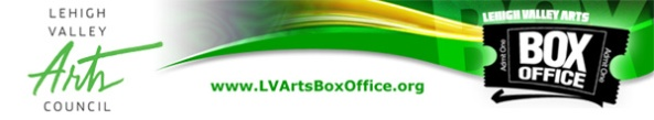 Lehigh Valley Arts Council box office
