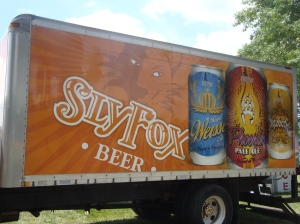 Sly Fox Beer, brewed in Pottstown
