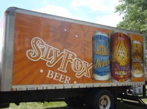 Sly Fox Beer, brewed in Pottstown