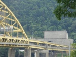 Pittsburgh Parkway 376 - Ft. Pitt Bridge and Ft. Pitt Tunnels