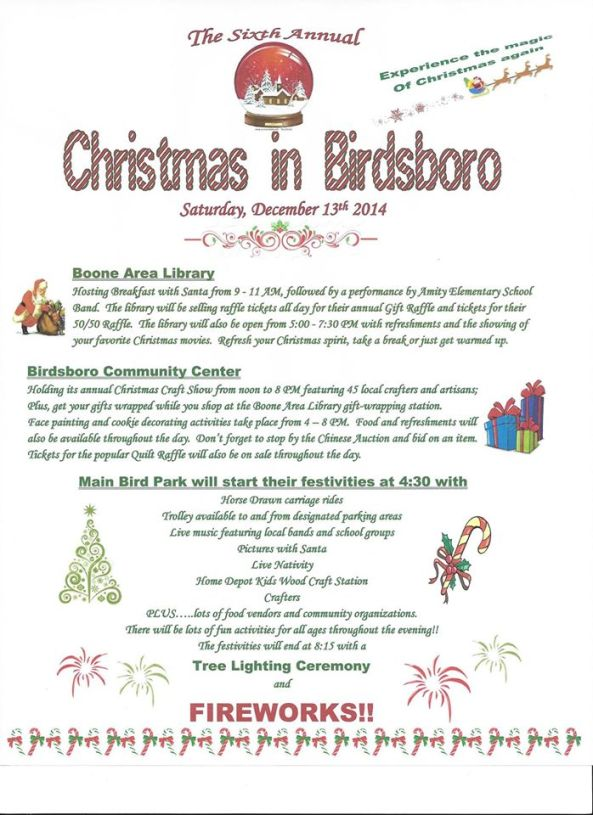 Christmas in Birdsboro
