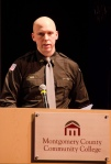 Police 1: Sean Maguire, of Jeffersonville, was valedictorian of Class 1402. Photos by Matt Carlin
