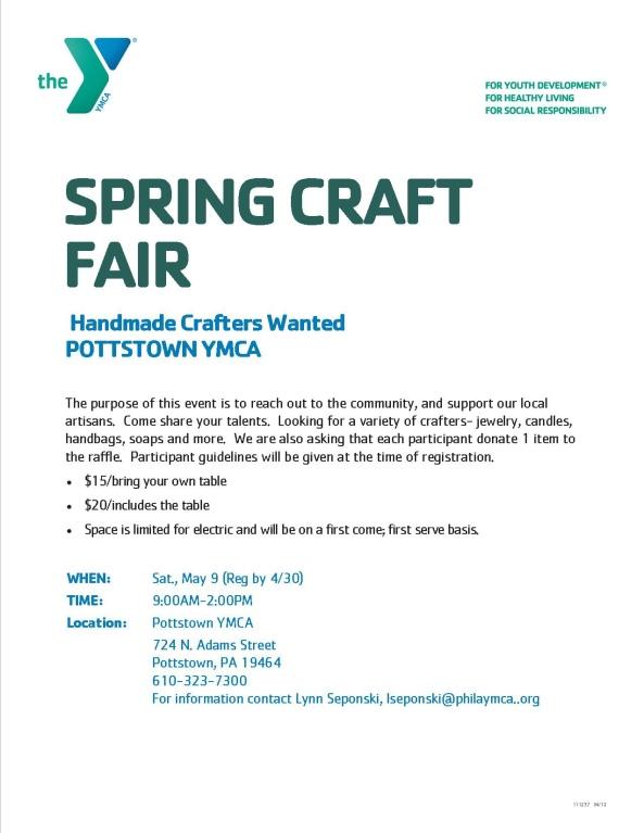 YMCA-Spring-Craft-Fair-May-9-2015