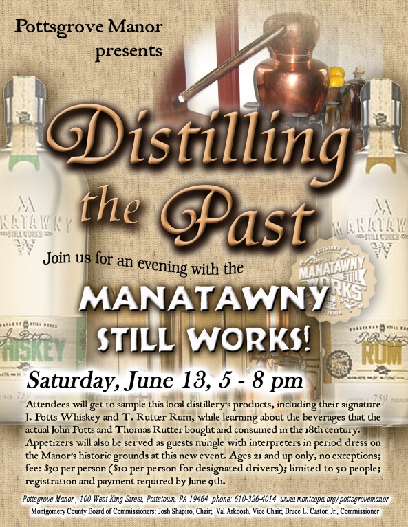 Distilling poster Pub.pub