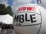 The big ball!  Let's get ready to Rumble!