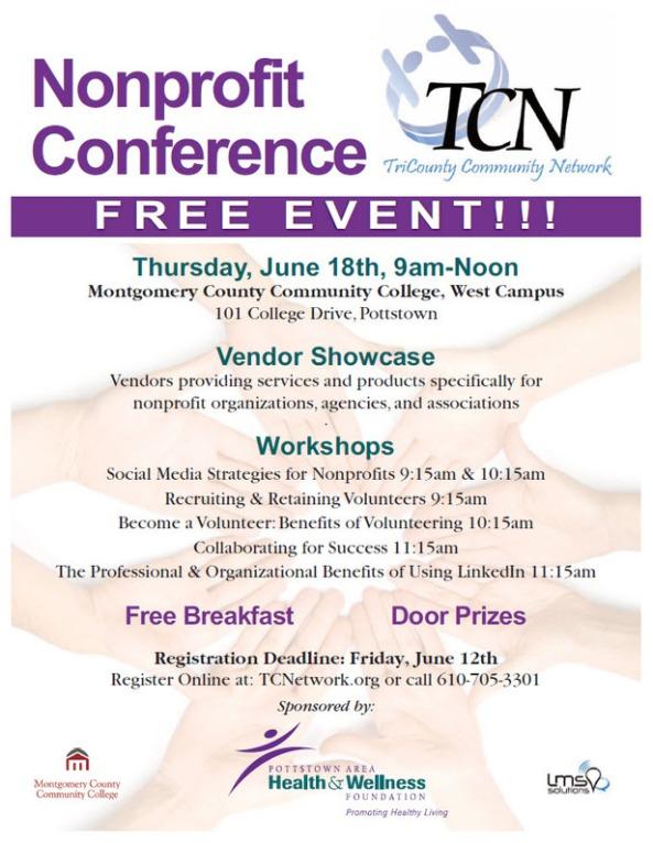 Nonprofit conference