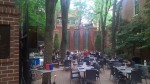Steinman Park - Pressroom Restaurant outdoor seating
