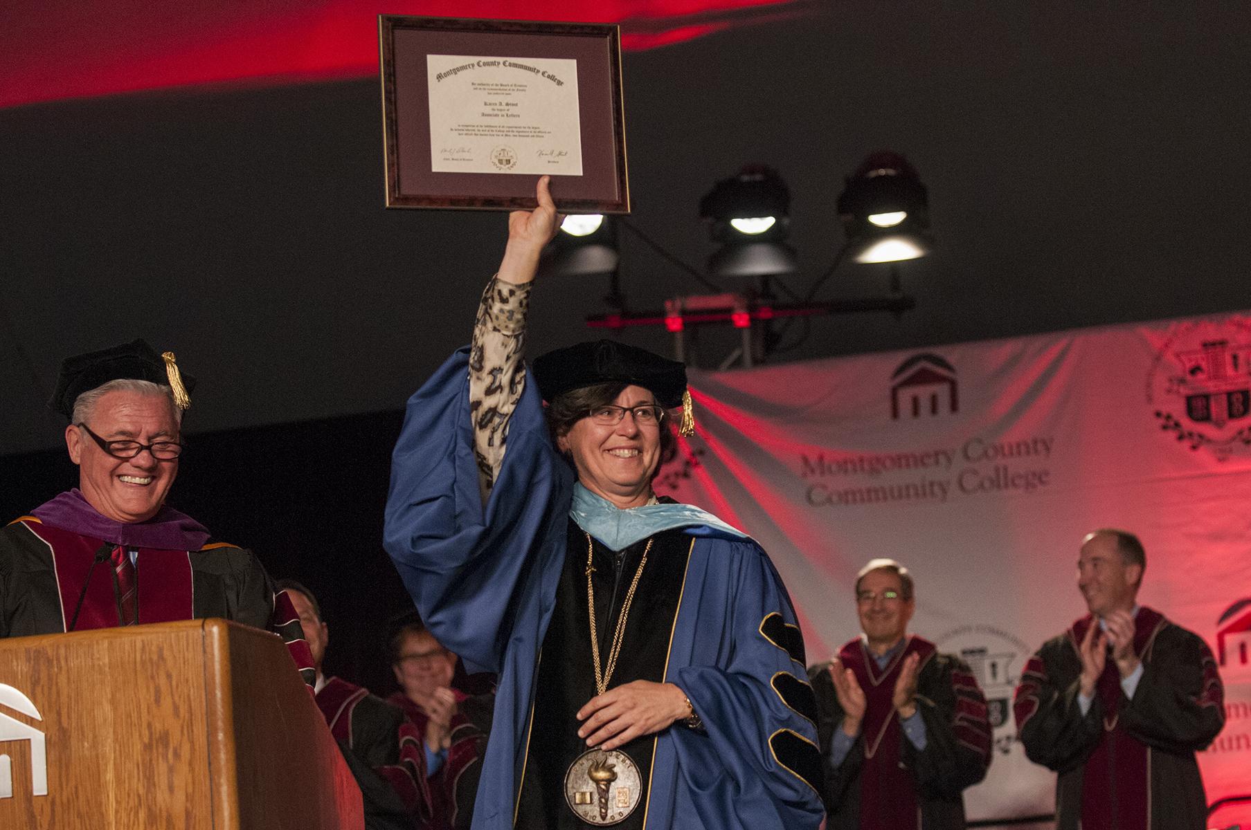 Legacy Honorary Degree