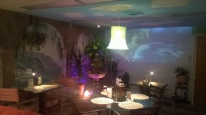 iCreate Cafe, Vegan Heaven