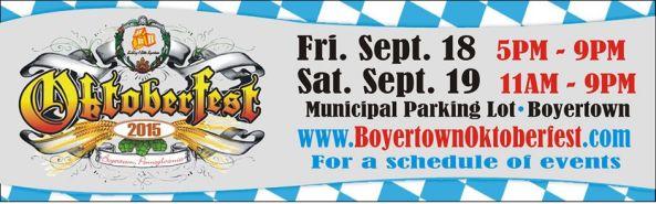 Octtoberfest Boyertown
