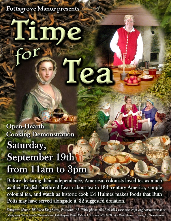 TimeforTea Poster.pub