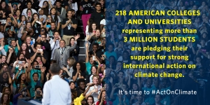 American Campuses Act on Climate - November 19, 2015