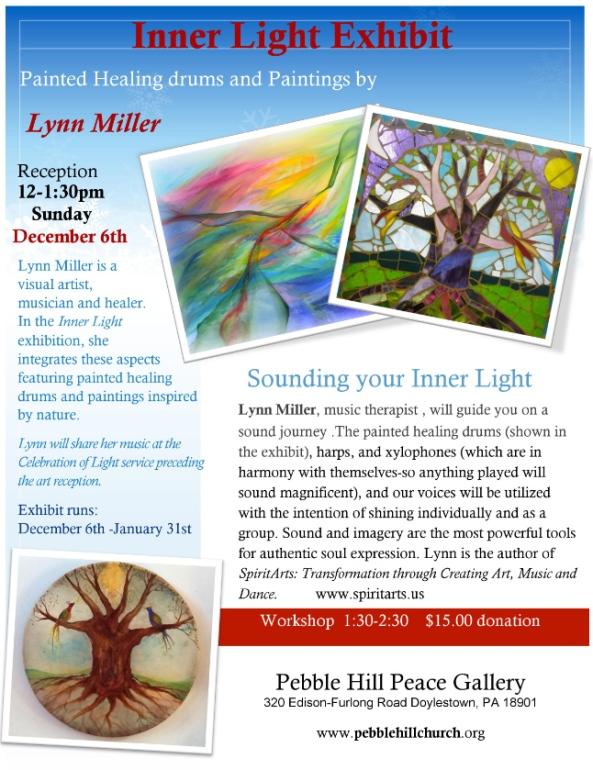 Lynn Miller exhibit