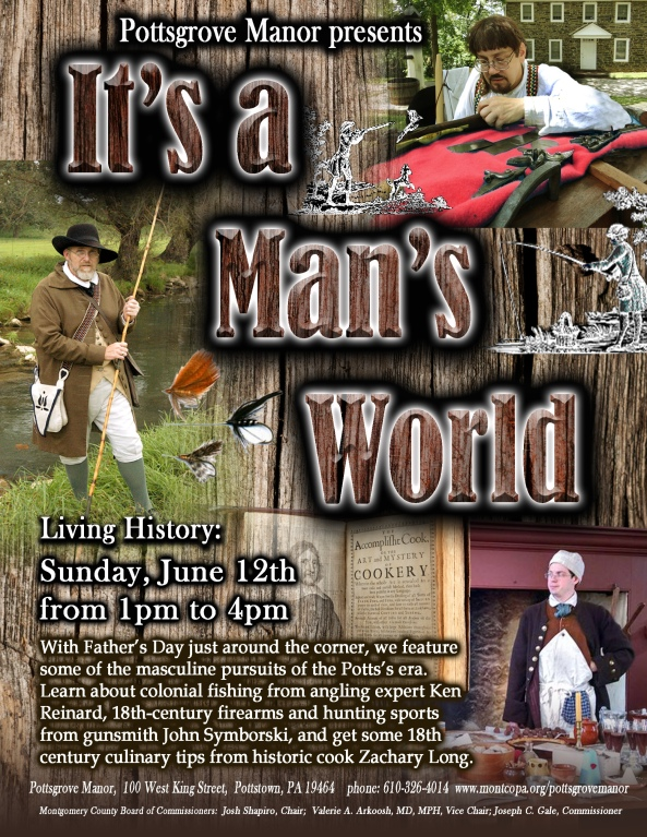 June 2016 poster Mans world.pub