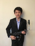 Jeremy Wang, of Collegeville, in 10th grade at Methacton High School, won first place in the Senior Winds Division of the 74th Annual Tri-County Youth Festival.