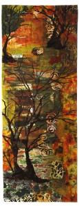 Last Leaf by Linda S. Hoffmeister