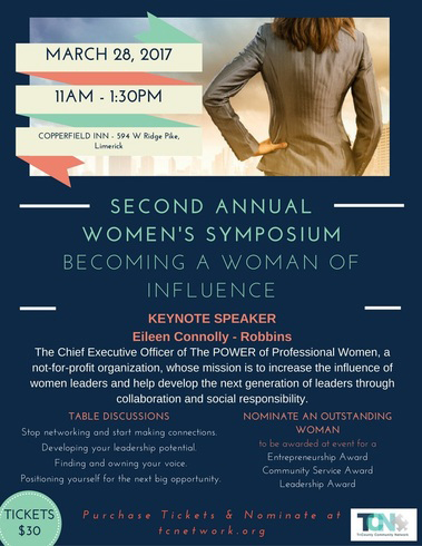 Second Annual Women's Symposium – Becoming A Woman Of ...